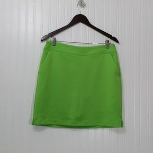 Greg Norman Collection Green Skirt with Shorts